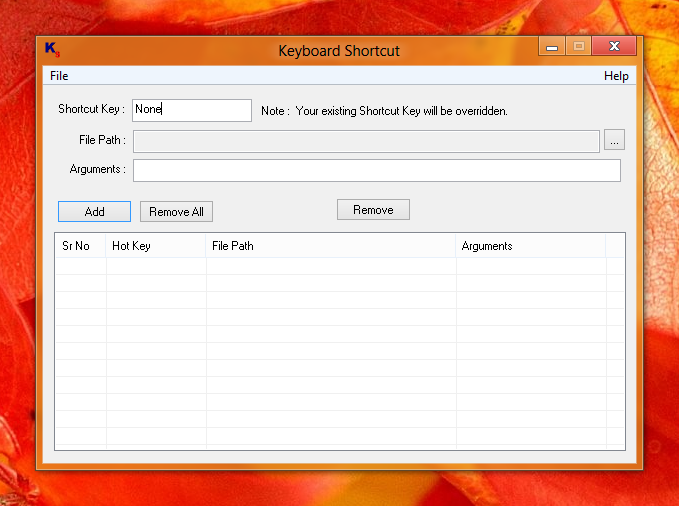 Create Keyboard Shortcuts on Windows 8 to Launch Applications or Open Documents