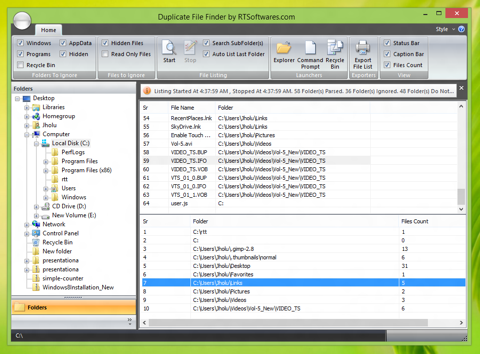 how to delete duplicate songs on your comouter
