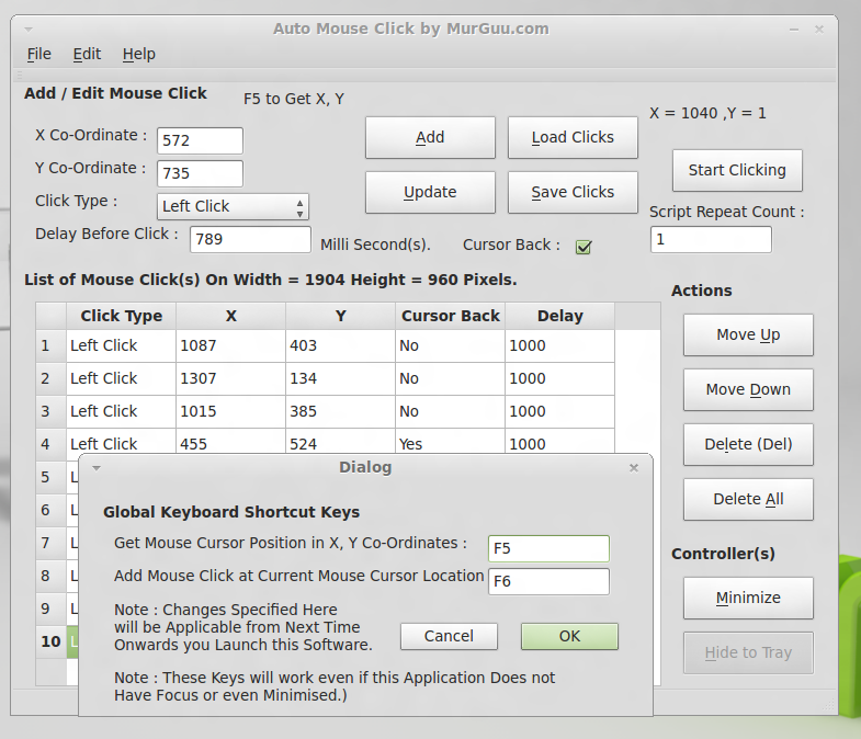 Auto Mouse Clicker Software Download